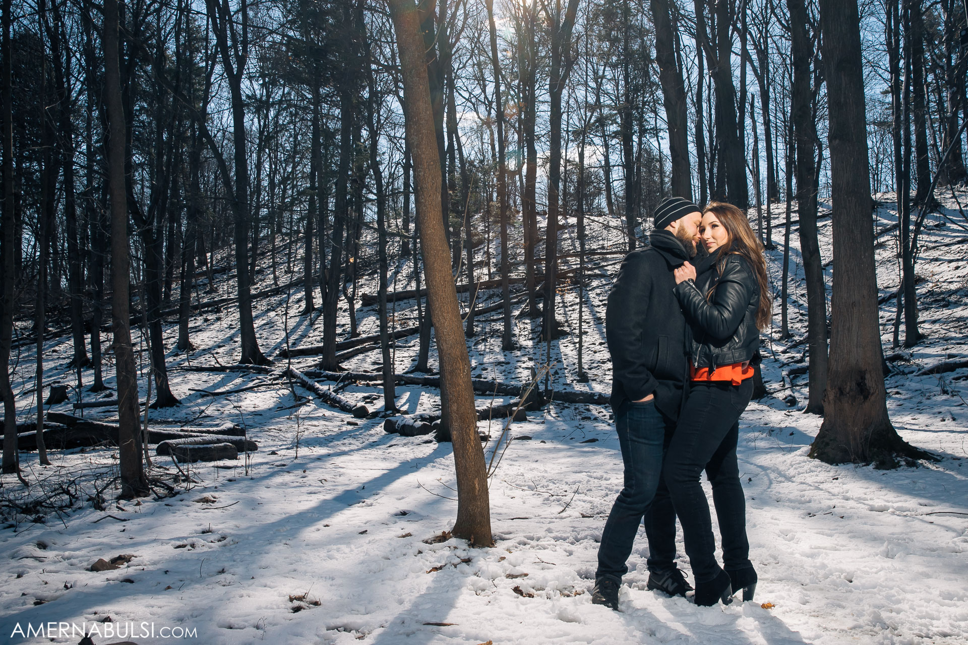 Engagement Photography Locations » Amer Nabulsi – Hamilton